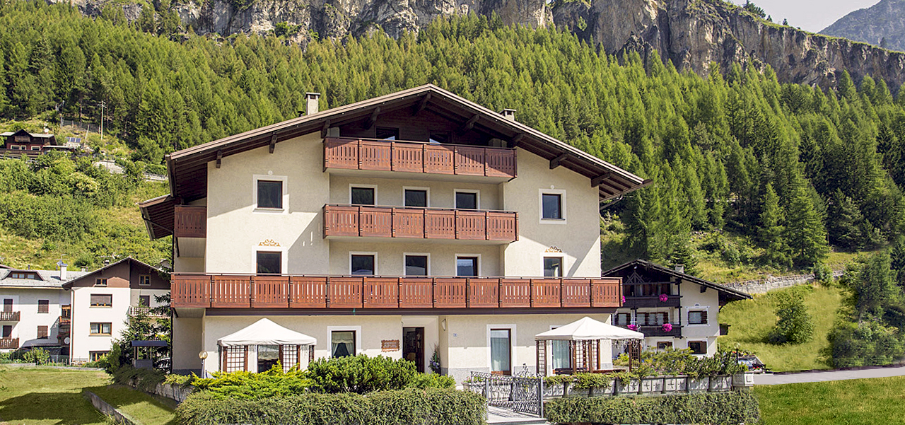 Casa Martinelli, Apartments near Bormio and Livigno